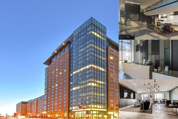 Global Luxury Suites at the Theatre District photo collage