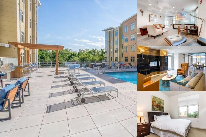 Global Luxury Suites at the Charles River photo collage