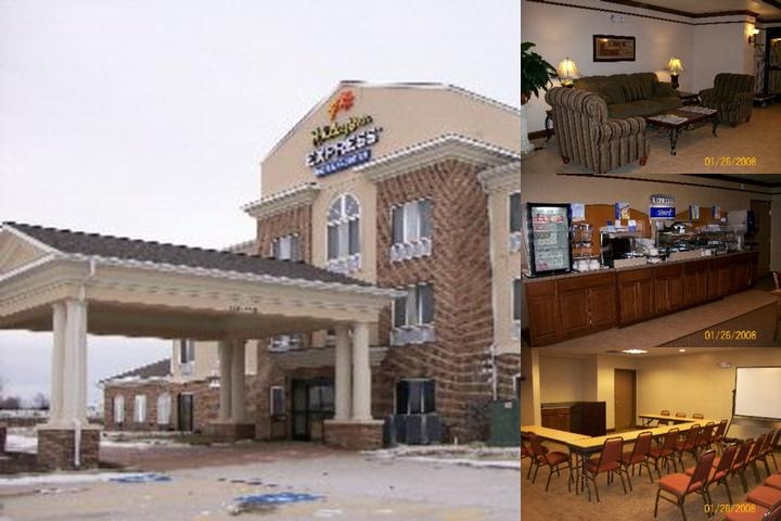 Holiday Inn Express Hotel & Suites Jacksonville photo collage