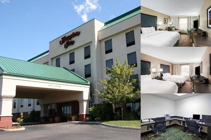 Hampton Inn Cleveland Airport Tiedeman Road photo collage