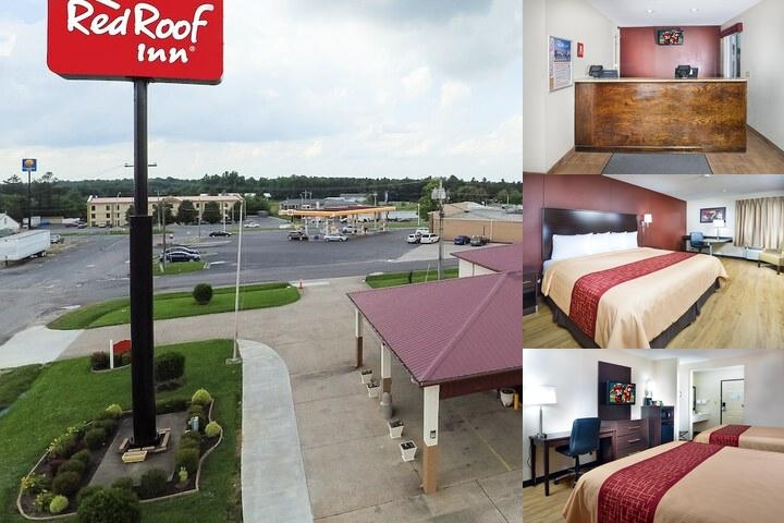 Red Roof Inn Paducah Photo Collage