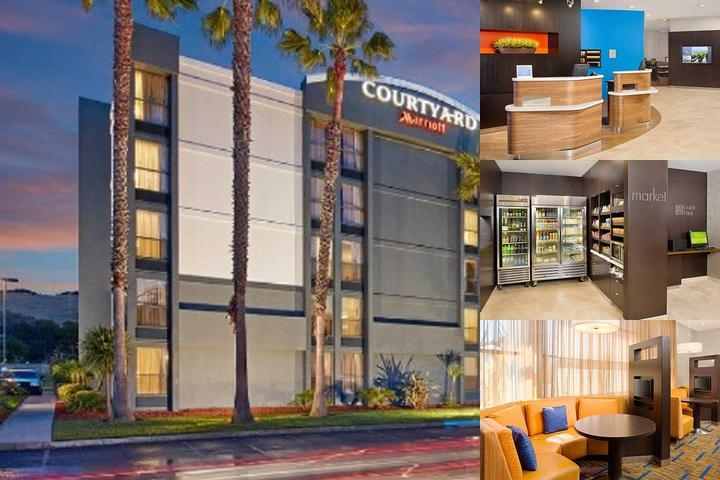 Courtyard by Marriott Vallejo Napa Valley photo collage