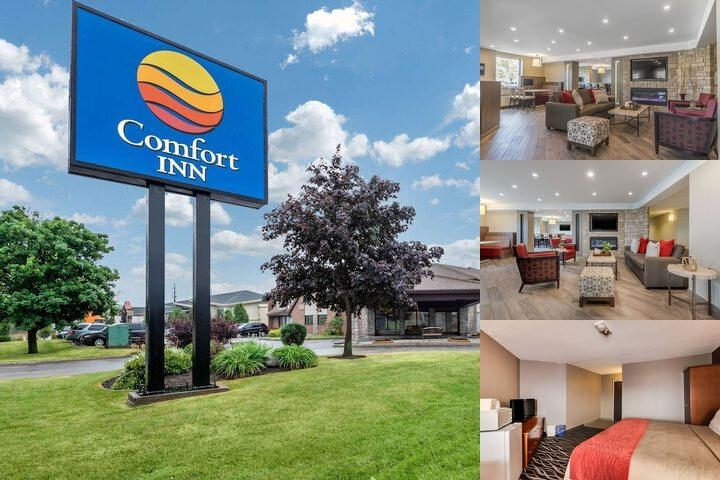 Comfort Inn Oshawa photo collage