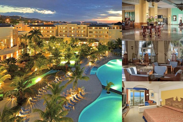 Iberostar Rose Hall Beach All Inclusive photo collage