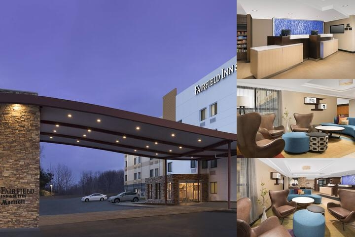 Fairfield Inn & Suites by Marriott Albany / East Greenbush photo collage
