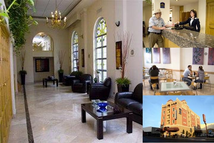 Best Western Centro Monterrey photo collage