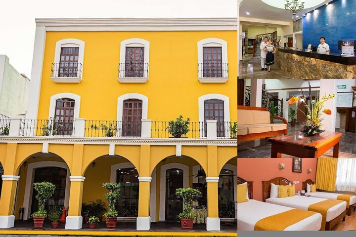 Best Western Madan Villahermosa photo collage