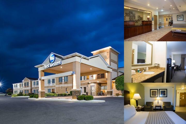 Best Western Celina photo collage