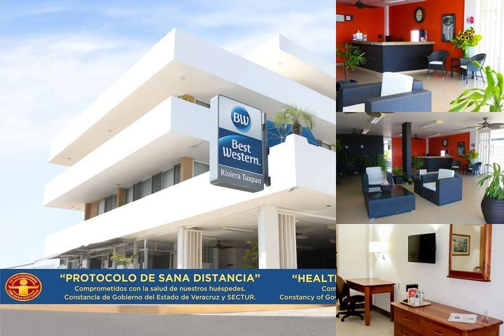 Best Western Riviera Tuxpan photo collage