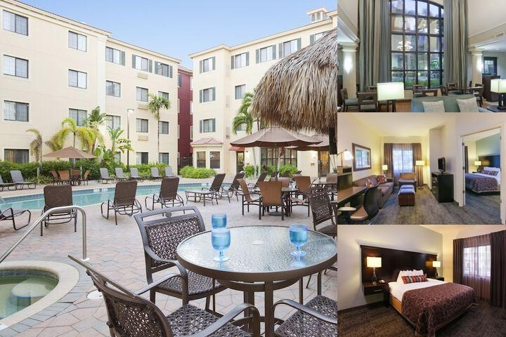 Staybridge Suites Naples photo collage