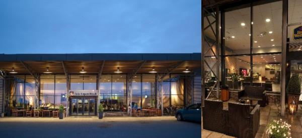 Best Western Oslo Airport Hotell photo collage