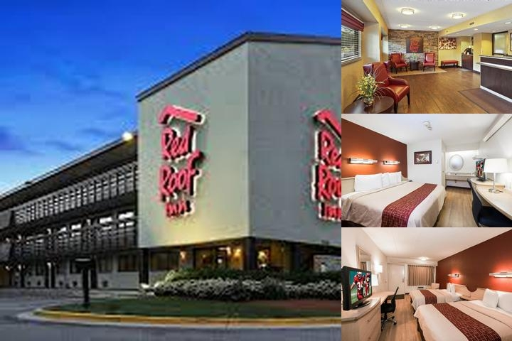 Red Roof Inn Columbia Fort Meade photo collage