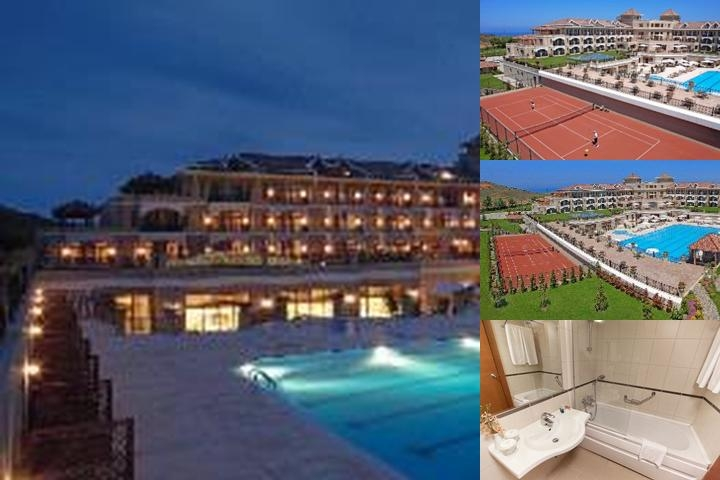 Sile Gardens Hotel & Spa photo collage
