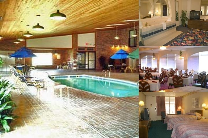 Raintree Inn photo collage