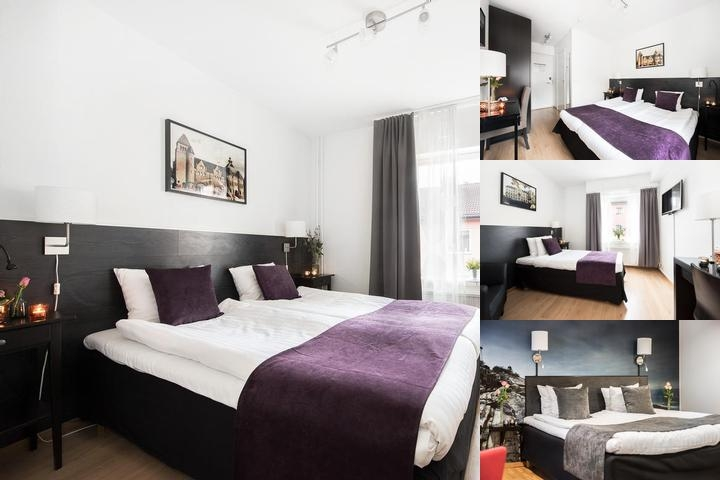 Best Western Hotel City Gavle photo collage