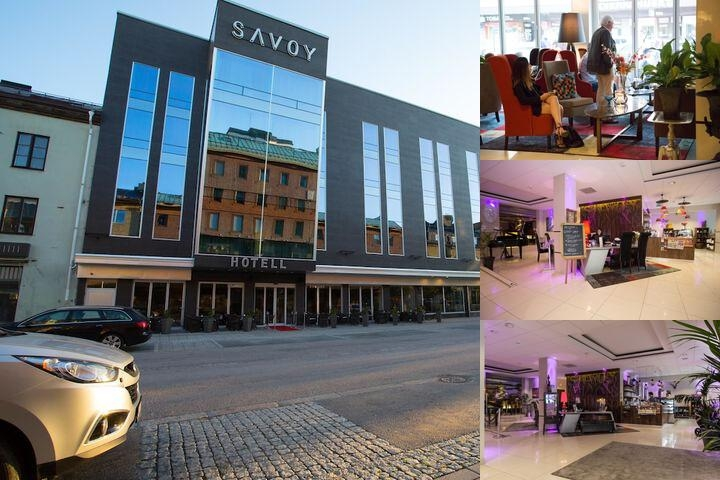 Best Western Plus Savoy Lulea photo collage