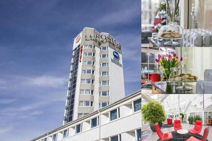 Best Western Eurostop Orebro photo collage