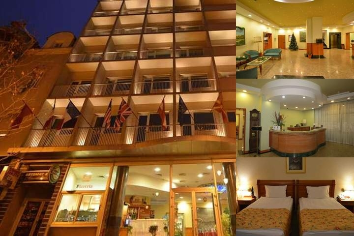 Best Western Hotel Turist photo collage