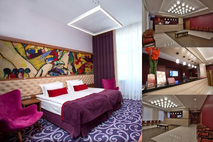 Best Western Plus Centre Hotel photo collage