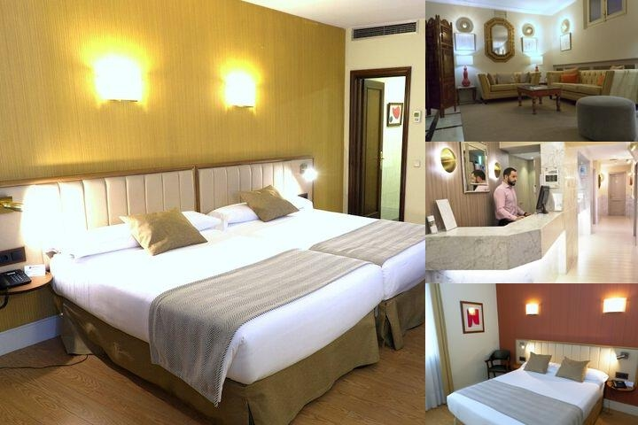 Best Western Hotel Los Condes photo collage