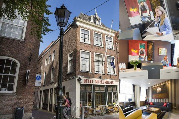 Best Western Museumhotels Delft photo collage