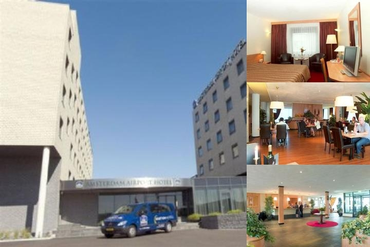 Best Western Plus Amsterdam Airport Hotel photo collage