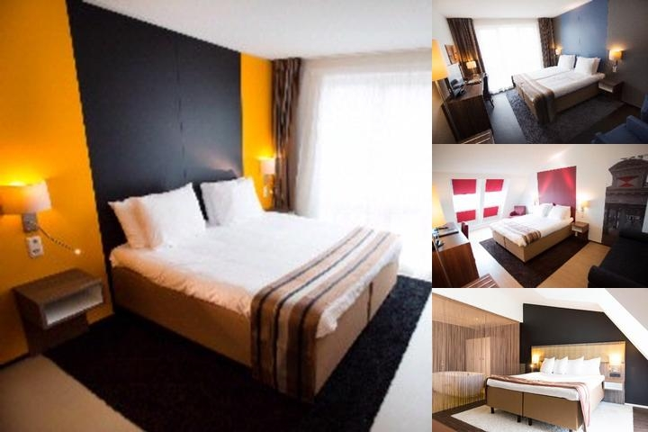 Best Western Plus City Hotel Gouda photo collage