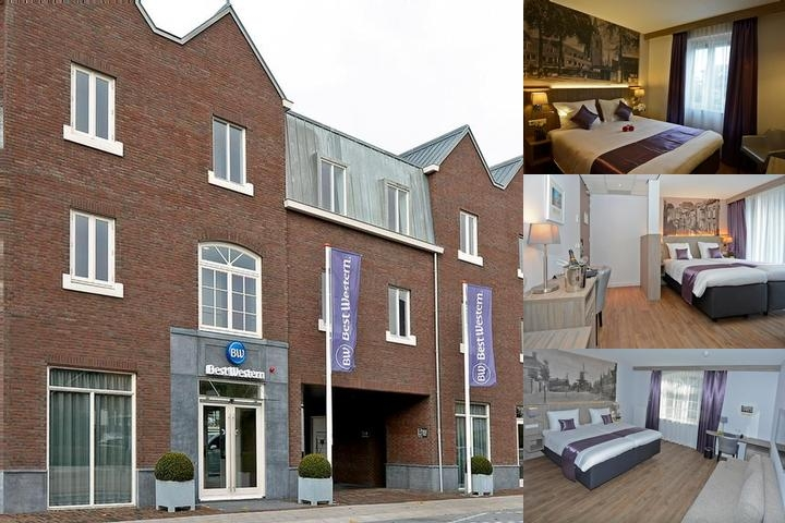Best Western City Hotel Woerden photo collage