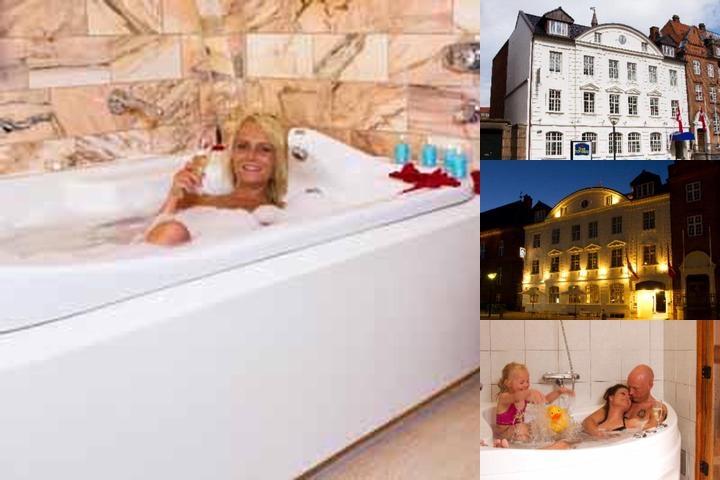 BEST WESTERN PALADS HOTEL Viborg Sct Mathias Gade 5 8800