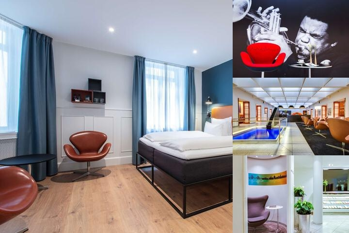 Best Western Plus Hotel City Copenhagen photo collage