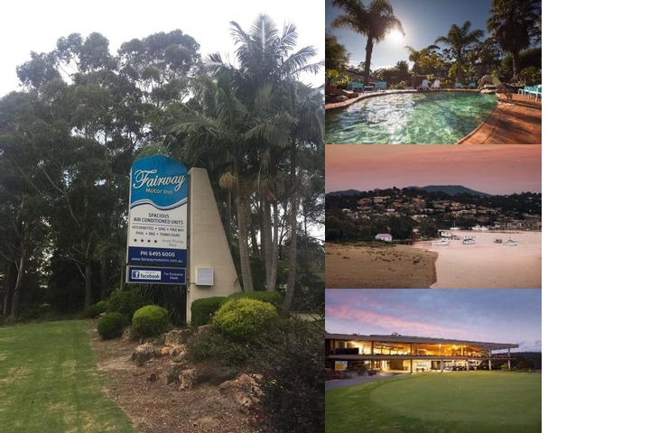 Best Western Fairway Motor Inn photo collage