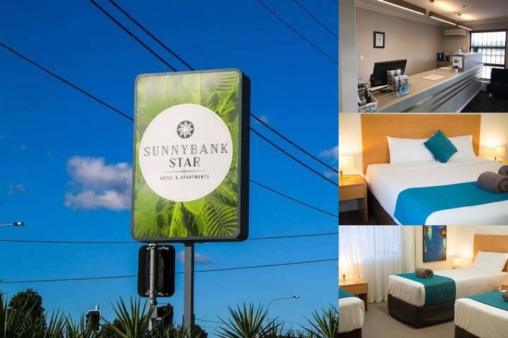Best Western Sunnybank Star Motel photo collage