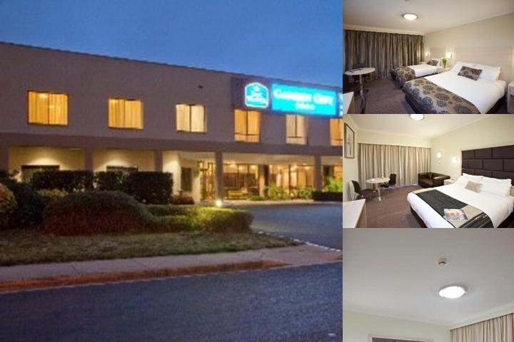 Best Western Plus Garden City Hotel photo collage