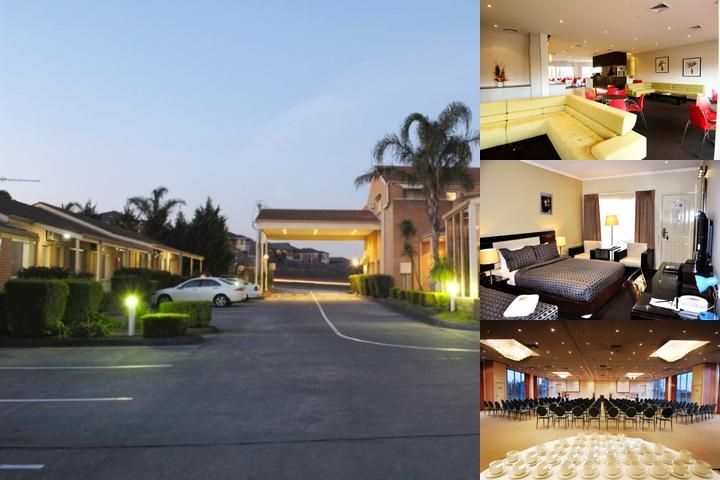 Best Western Airport Motel & Convention Centre photo collage