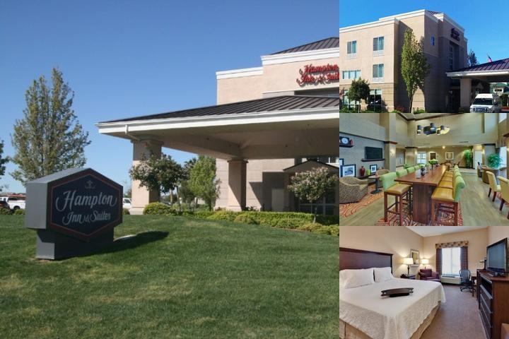 Hampton Inn & Suites Sacramento Airport Natomas photo collage