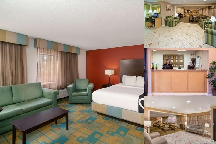 La Quinta Inn Airport photo collage