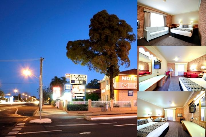Best Western Bluegum Motel photo collage