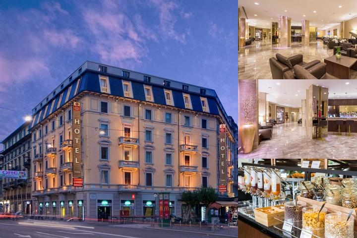 Best Western Plus Hotel Galles photo collage