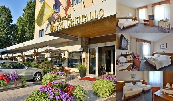 Best Western Hotel Cristallo photo collage
