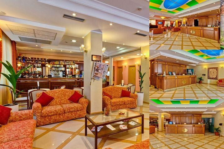Best Western Hotel La Perla photo collage