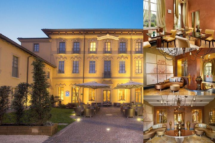 Best Western Villa Appiani photo collage
