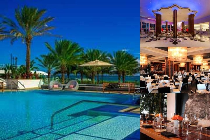 Eden Roc Resort & Spa photo collage