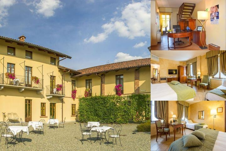 Best Western Plus Hotel Le Rondini photo collage