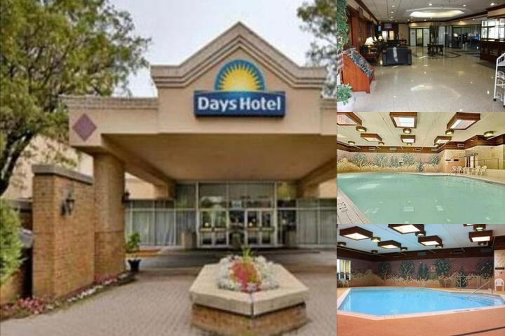 Toronto Plaza Airport Hotel photo collage