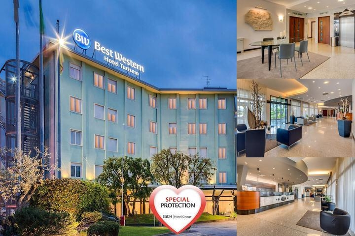 Best Western Hotel Turismo photo collage