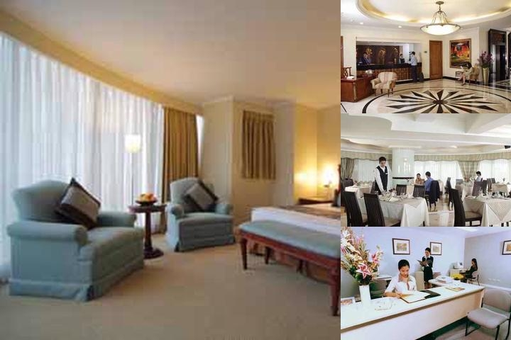 Best Western Oxford Suites Makati photo collage