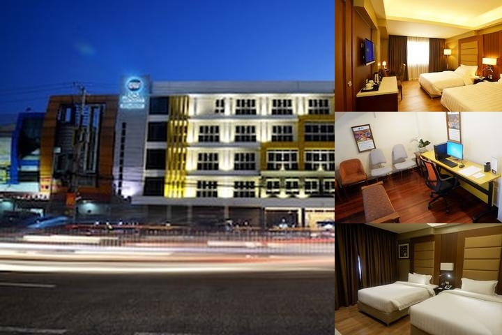 Best Western Bendix Hotel photo collage