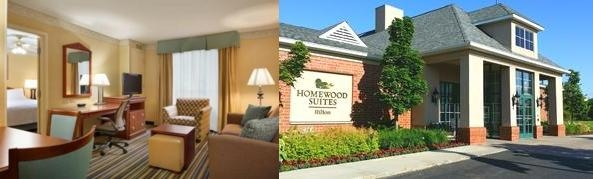 Homewood Suites by Hilton Detroit / Troy photo collage