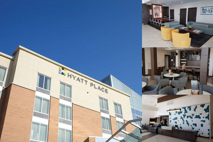 Hyatt Place Dallas / Allen photo collage