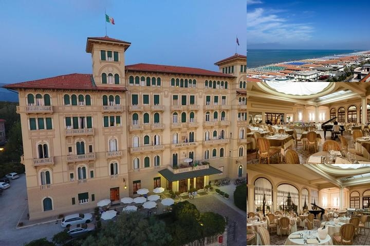 Best Western Premier Collection Grand Hotel Royal photo collage